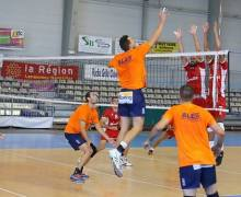 IL Y A 4 ANS… Le Cac volley-ball Alès rêvait de la Ligue A