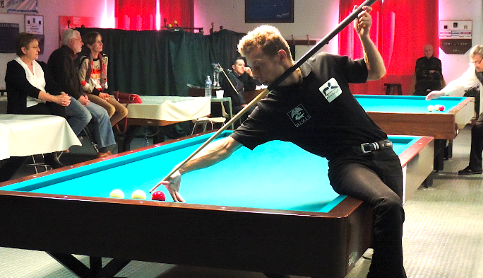 Photo of NÎMES Championnats de France : les as du billard s'affrontent aux Costières