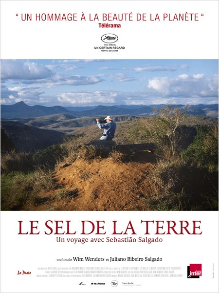 Photo of CORCONNE Projection du film Le sel de la terre, ce samedi au foyer