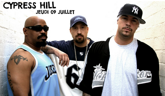 Photo of À VOS AGENDAS Cypress Hill, Flume et Jungle au Lives au Pont 2015