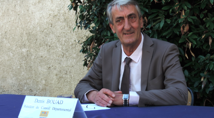 Photo of GARD Denis Bouad, sur la route du consensus