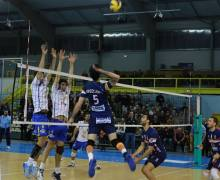 VOLLEY-BALL Alès tombe en quart de finale des play-off