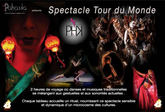 Photo of SAINT-BAUZÉLY Spectacle Tour du Monde, ce samedi !