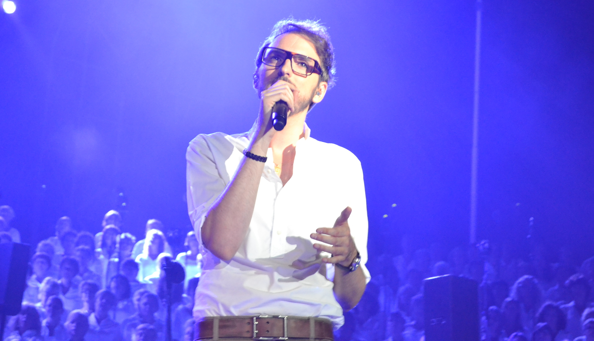 Photo of BAGNOLS La billetterie du concert de Christophe Willem est ouverte
