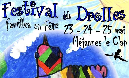 Photo of À VOS AGENDAS Méjannes-le-Clap : Festival dels Dròlles, ce week-end !