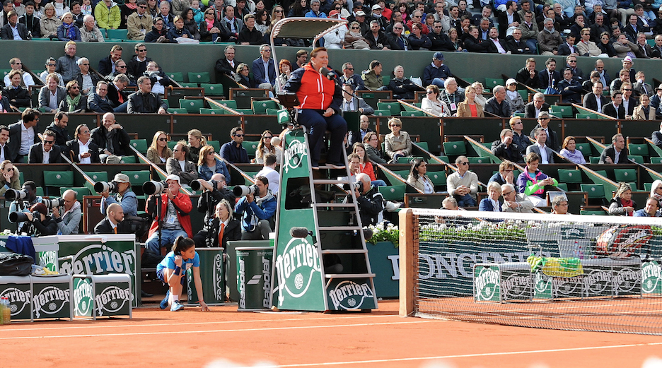 Photo of ÉCONOMIE Reconduction du contrat entre Perrier et Roland-Garros jusqu'en 2018
