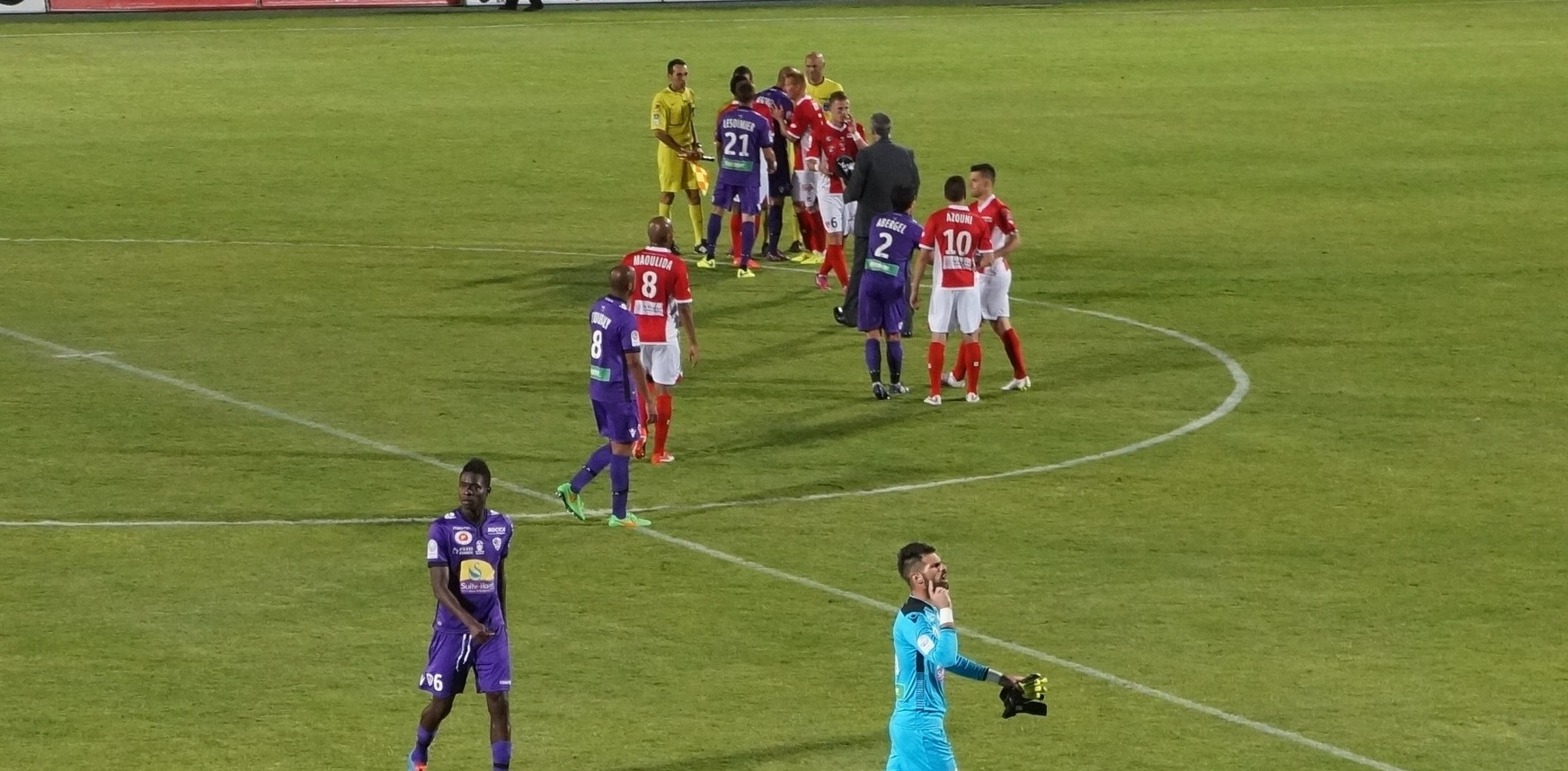 Photo of NÎMES OLYMPIQUE – AC AJACCIO 1 – 1 Un match triste et amer