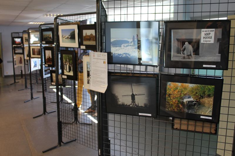 L'expo photo du Photo Club Bagnols-Marcoule (Photo : Thierry Allard / Objectif Gard)