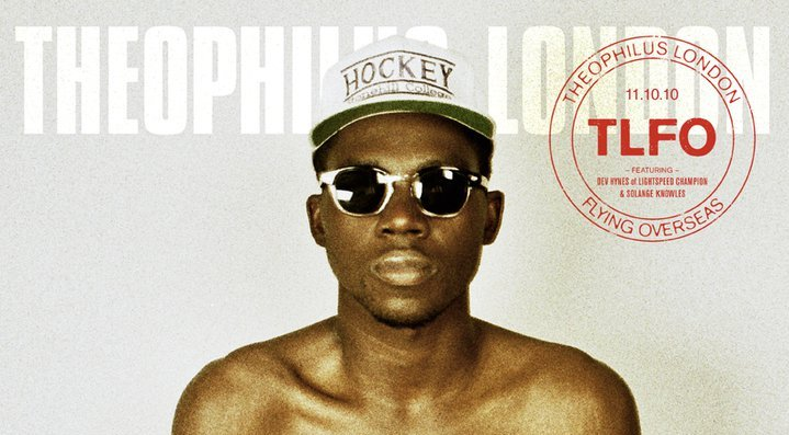Théophilus London remplace Ten Walls au Lives Au Pont. DR