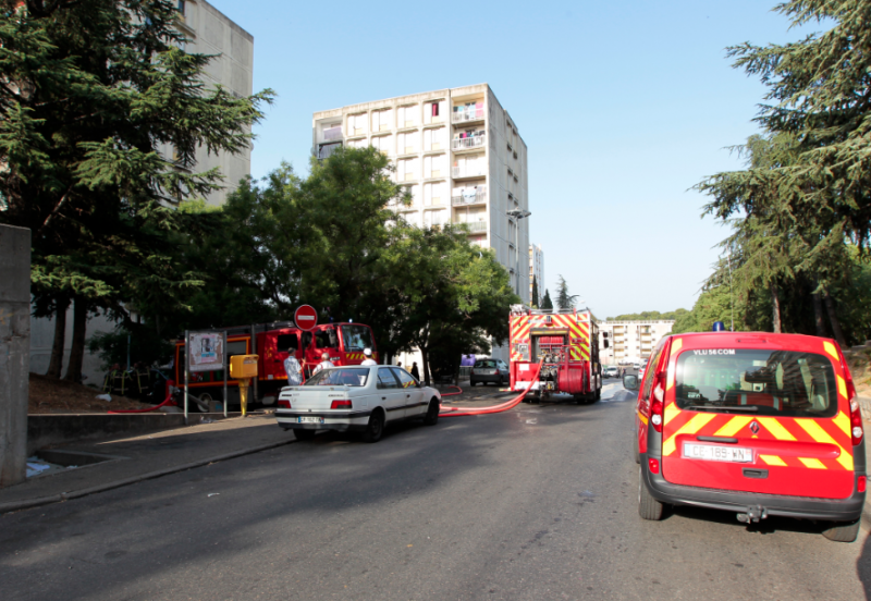 Photo : sapeurs-pompiers du Gard.