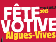 AIGUES-VIVES La fête votive bat son plein ce week-end !