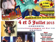 GRAU DU ROI Week-end American Country & Line- Dance !