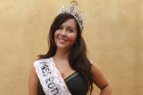 Photo of DISTINCTION La Gardoise Melody Delalain représentera la région à l'élection Miss Ronde 2016