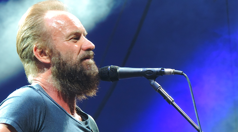 Photo of CONCERT Sting, l'Englishman aux Arènes de Nîmes