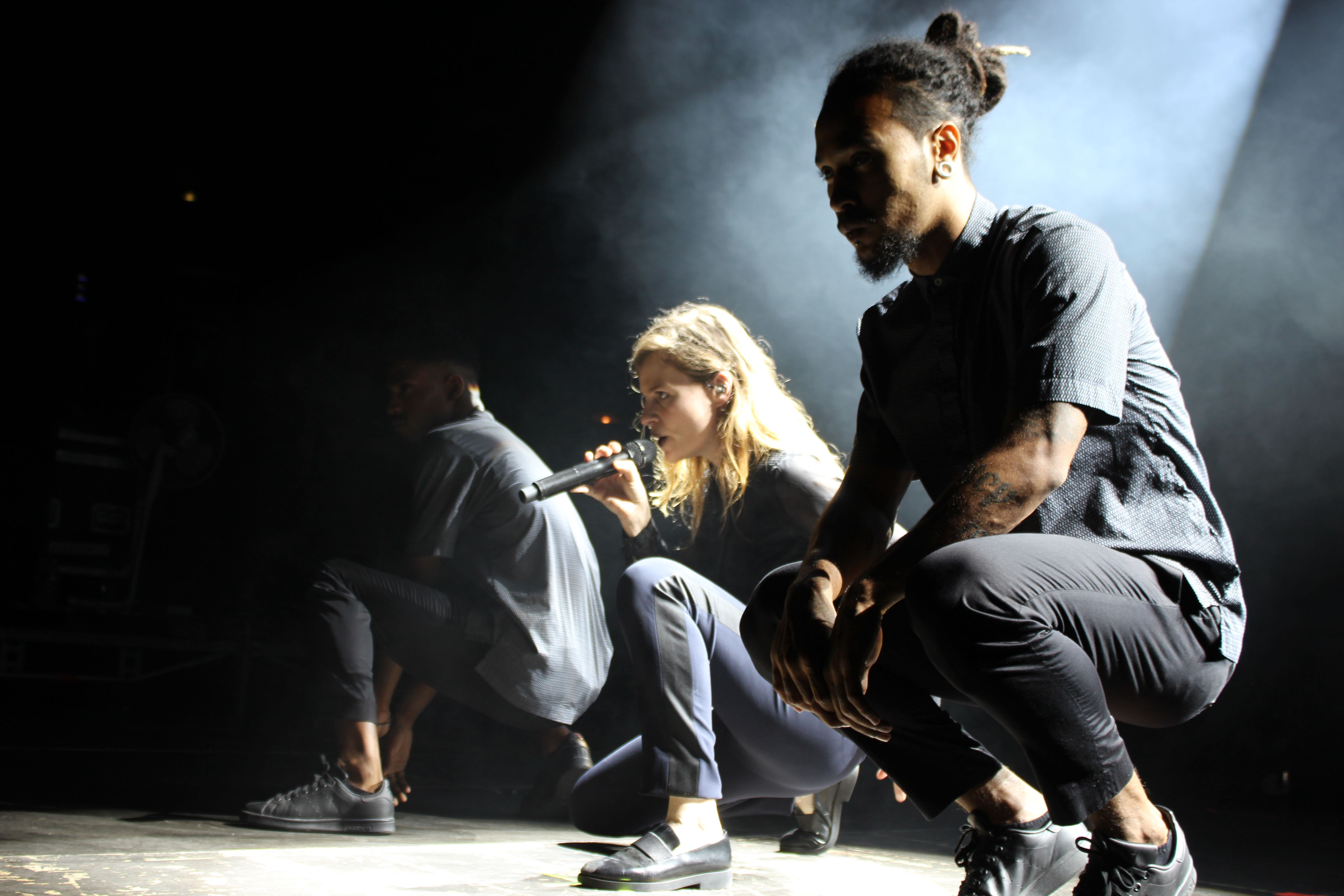 Photo of NÎMES En images : Christine and the Queens, Daho et Benjamin Clementine aux Arènes
