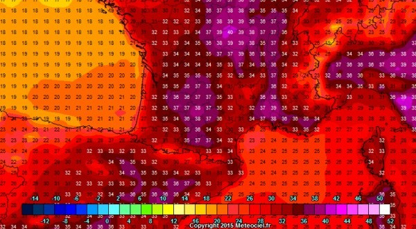 Photo of GARD Retour de la canicule en août