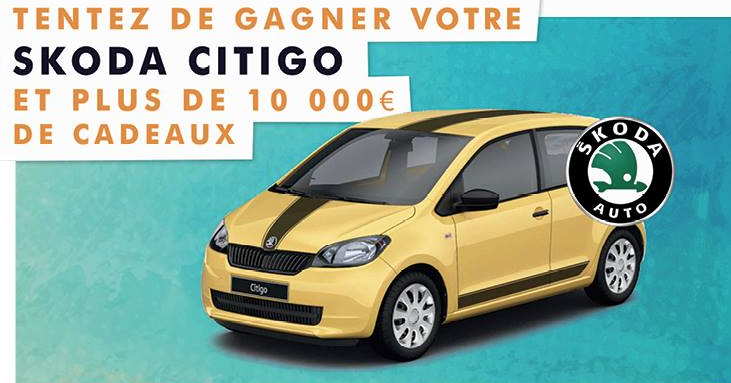 Photo of NÎMES Participez au grand jeu « Crazy Shopping » avec Ville Active et gagnez une voiture Skoda Citigo