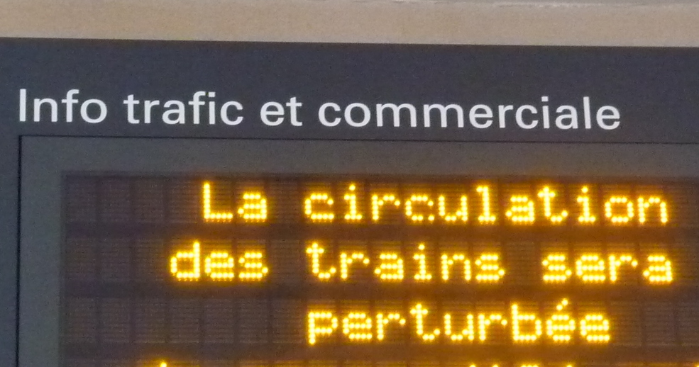 Photo of INTEMPERIES Trafic des trains interrompu entre Nîmes et Montpellier