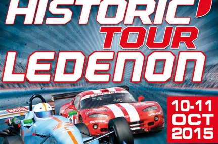 Photo of À VOS AGENDAS Historic Tour investit le circuit de Lédenon le week-end prochain !