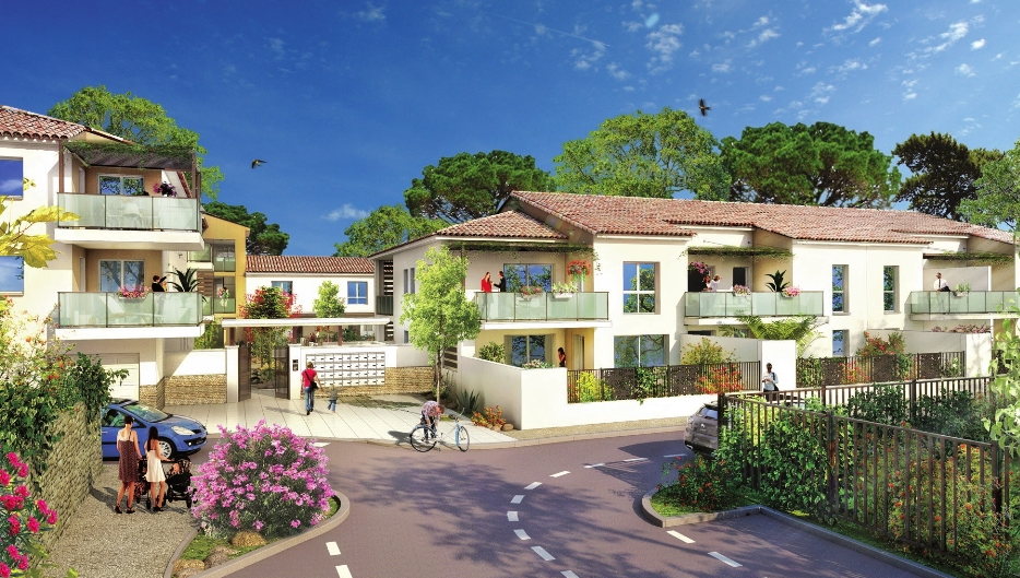 Photo of CAISSARGUES Habitec propose des appartements et villas de standing au coeur du village