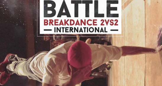 RODILHAN Battle Breakdance Minots + Only Bboying, ce dimanche !
