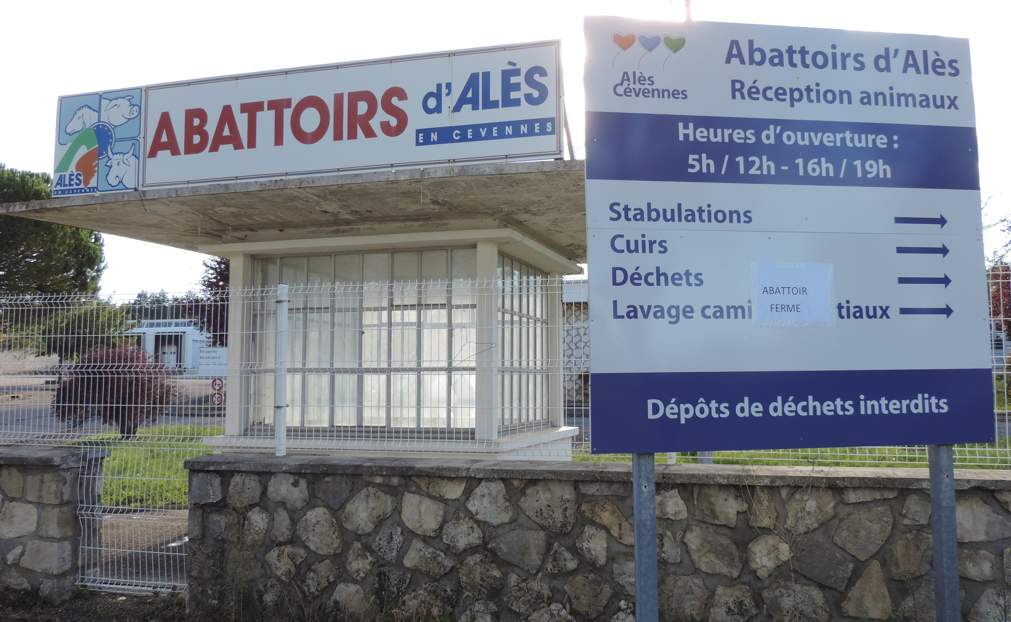 Photo of ALÈS Conseil municipal : vers la fin de l'abattoir ?