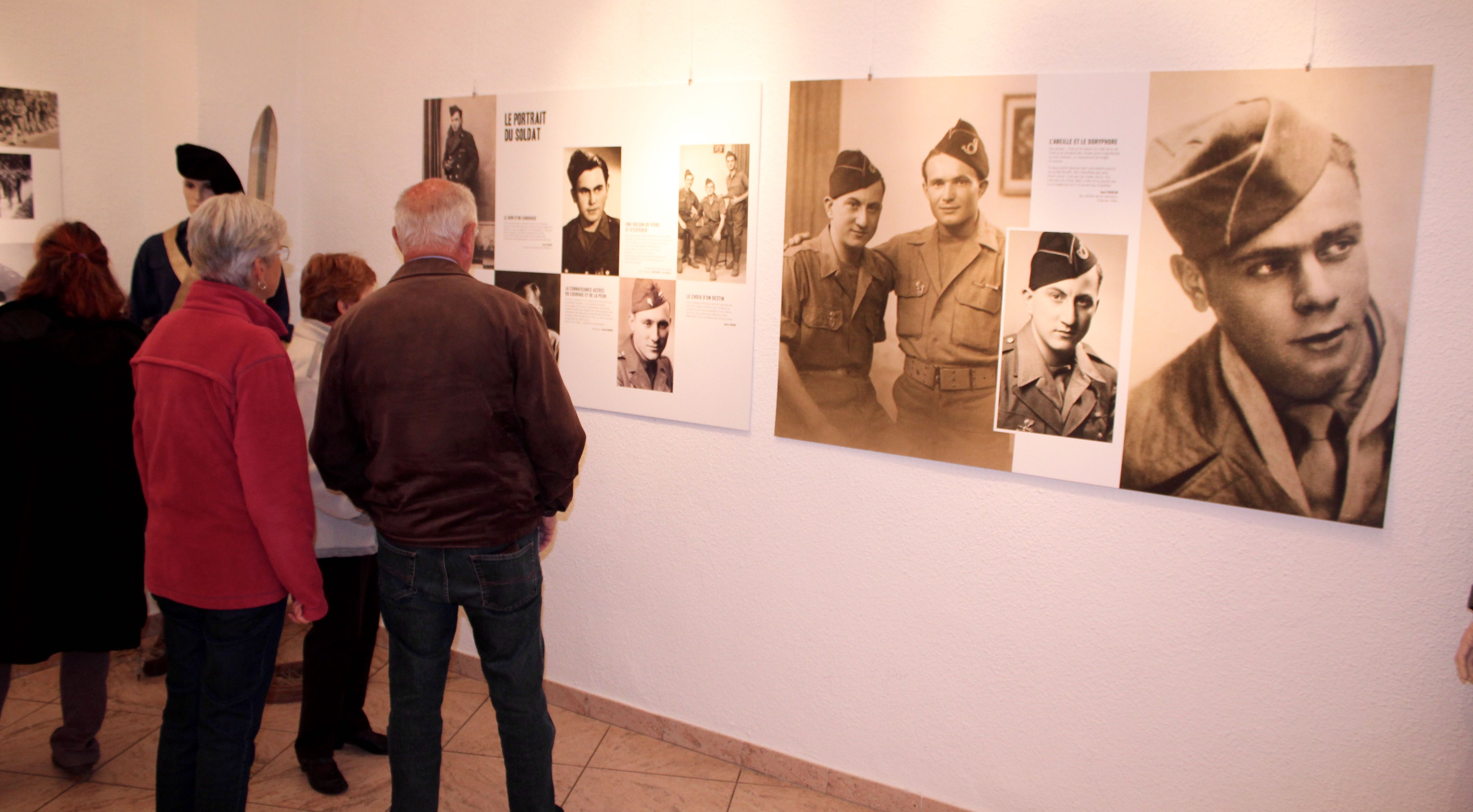 Photo of BAGNOLS En images : une expo photo sur le commando Vigan-Braquet