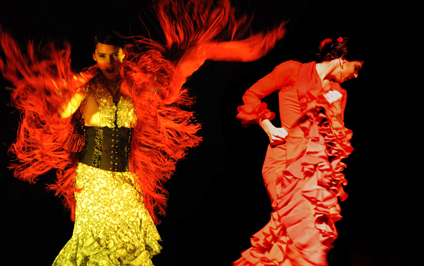 Photo of DOMESSARGUES Diner-spectacle autour du flamenco, ce samedi !