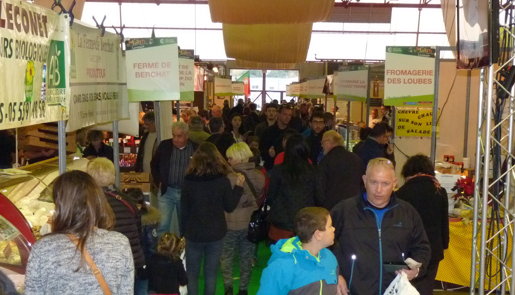 Photo of SALON MIAM Bilan 2015 : fréquentation en baisse de 10 %