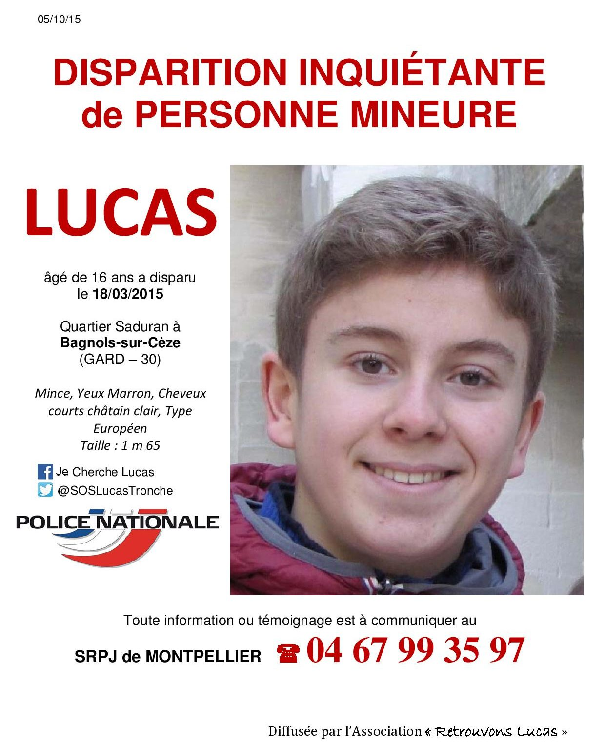 Photo of LUCAS TRONCHE Le procureur Maurel confirme les vérifications en cours
