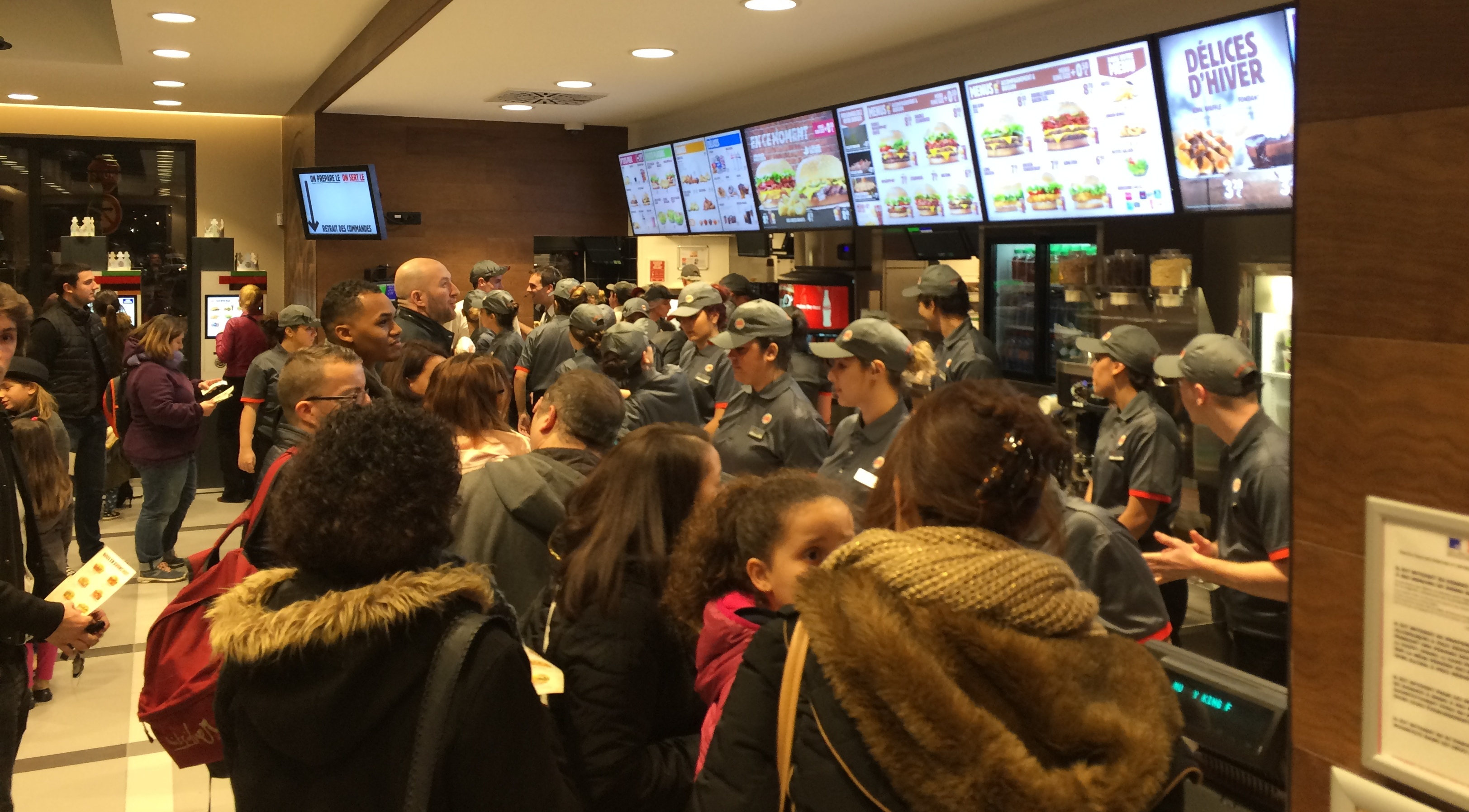 Photo of NÎMES Burger king inquiète la concurrence