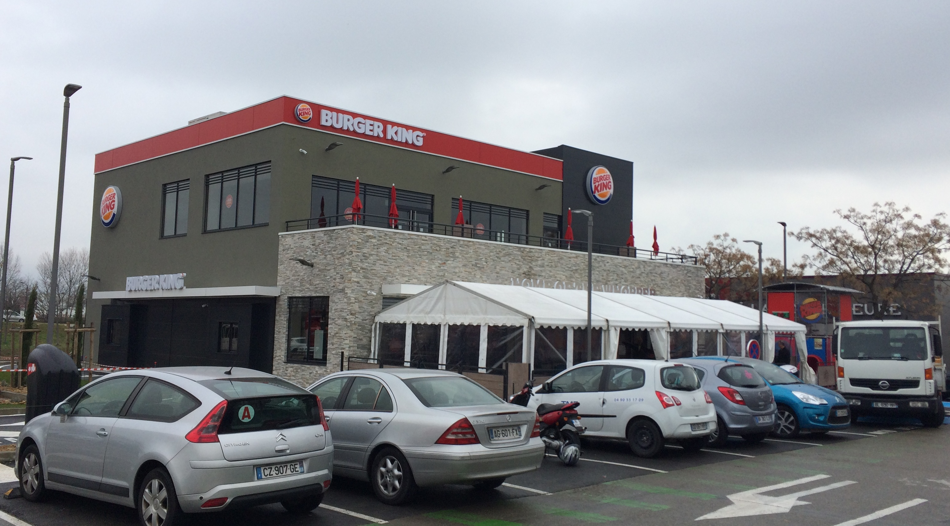 Photo of INDISCRÉTION Burger King ouvre demain à Nîmes !