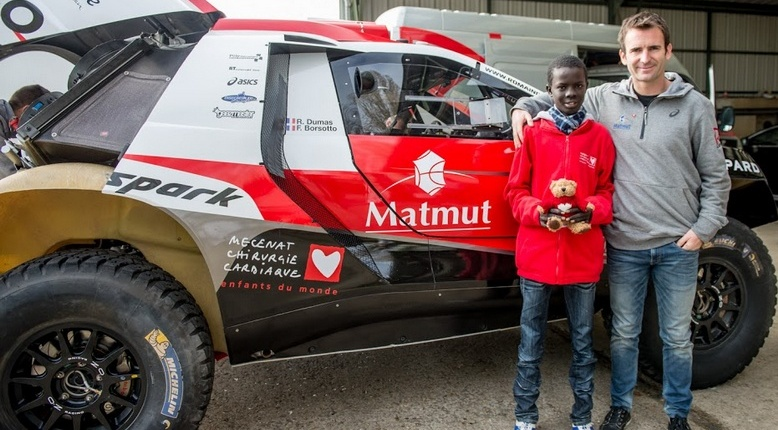 Photo of AUTOMOBILE L'Alésien Romain Dumas rempile pour le Dakar