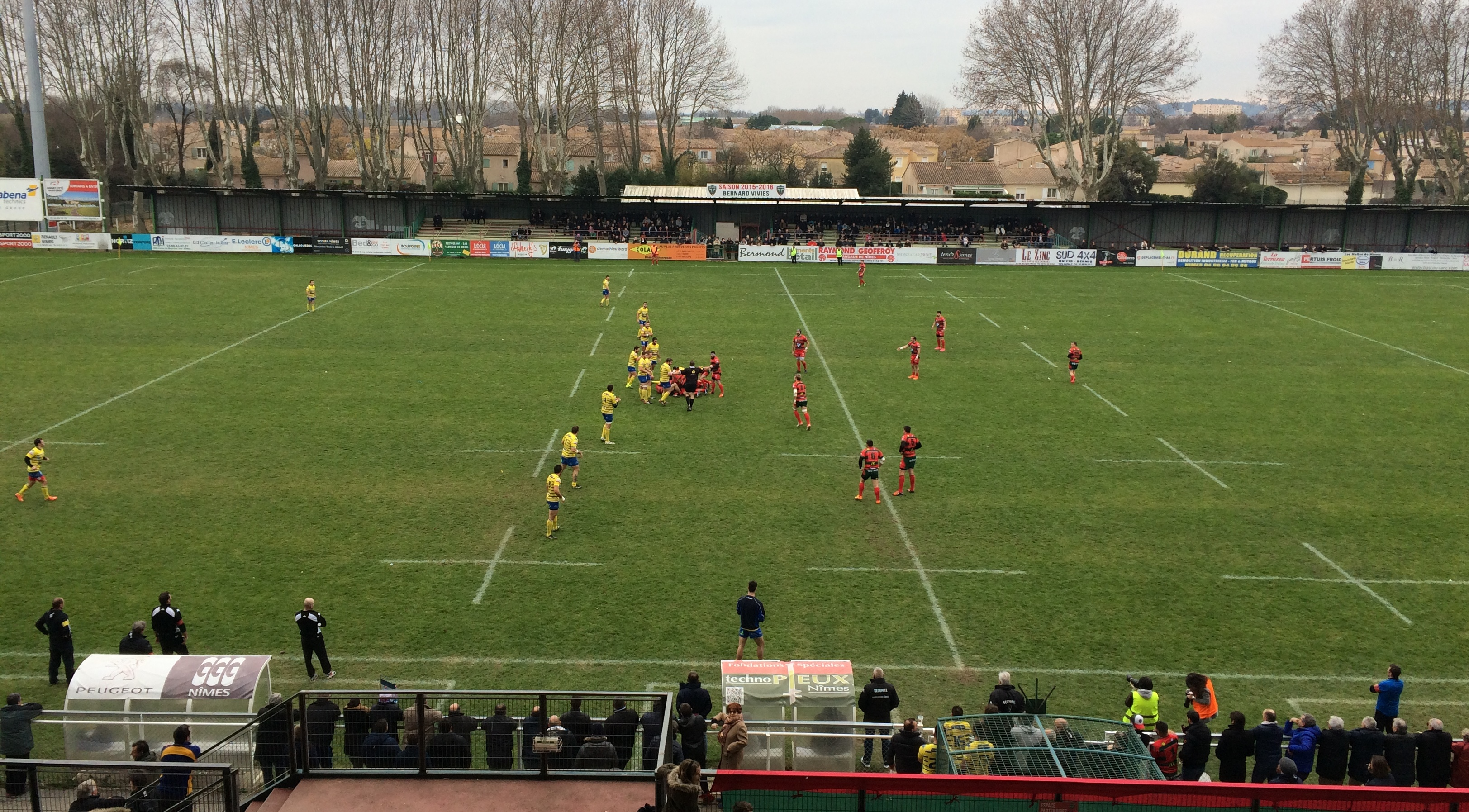 Photo of RUGBY Le RCN s'impose sans appel et vise plus haut