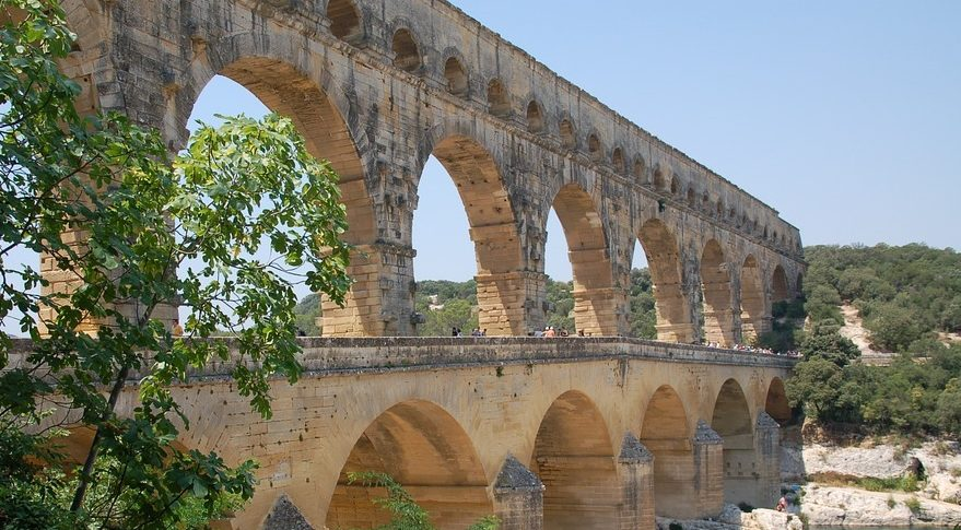 Photo of PONT DU GARD Soutien unanime du conseil d'administration à la direction