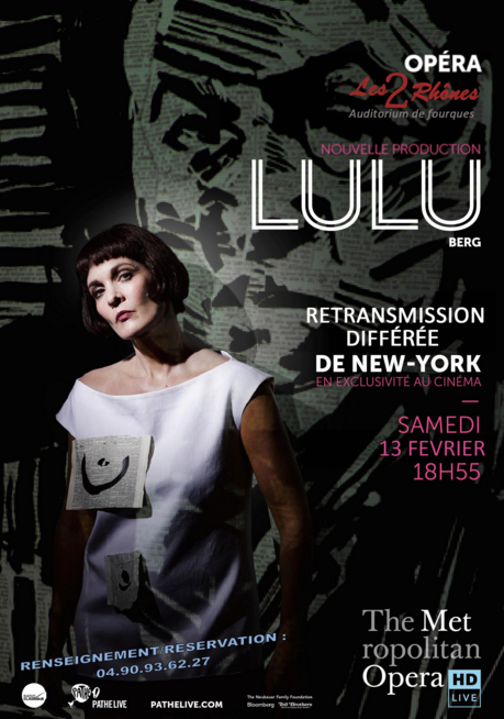 Photo of FOURQUES Spectacle « Lulu » de Berg à l'Auditorium, ce samedi !