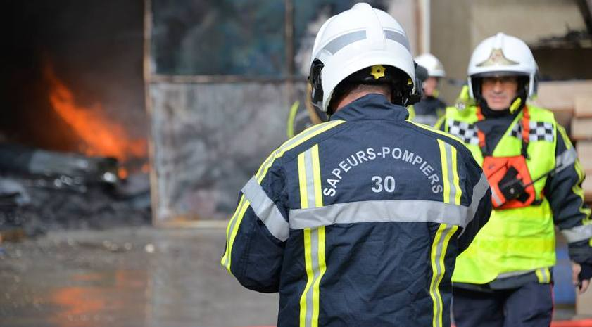 Photo of Uzès Incendie à l'hôpital : 24 patients évacués