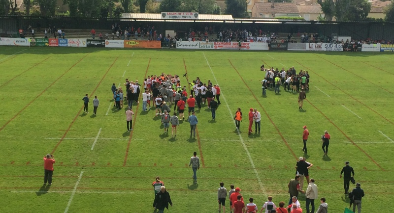 NÎMES La taxe d'apprentissage en direction du Rugby Club Nîmois?