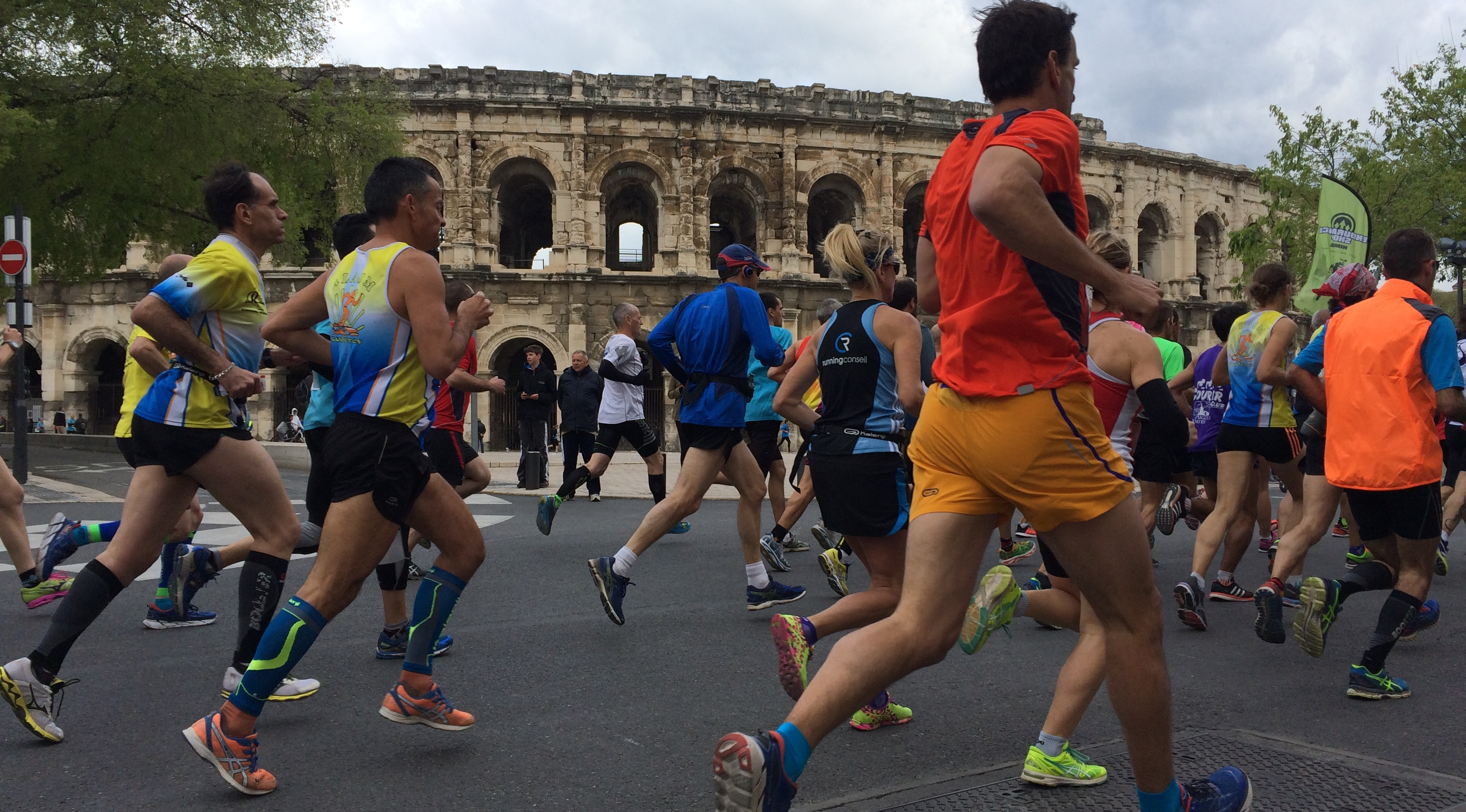 Photo of NÎMES Semi-marathon du 1er mai 2019 : le Jour J approche…