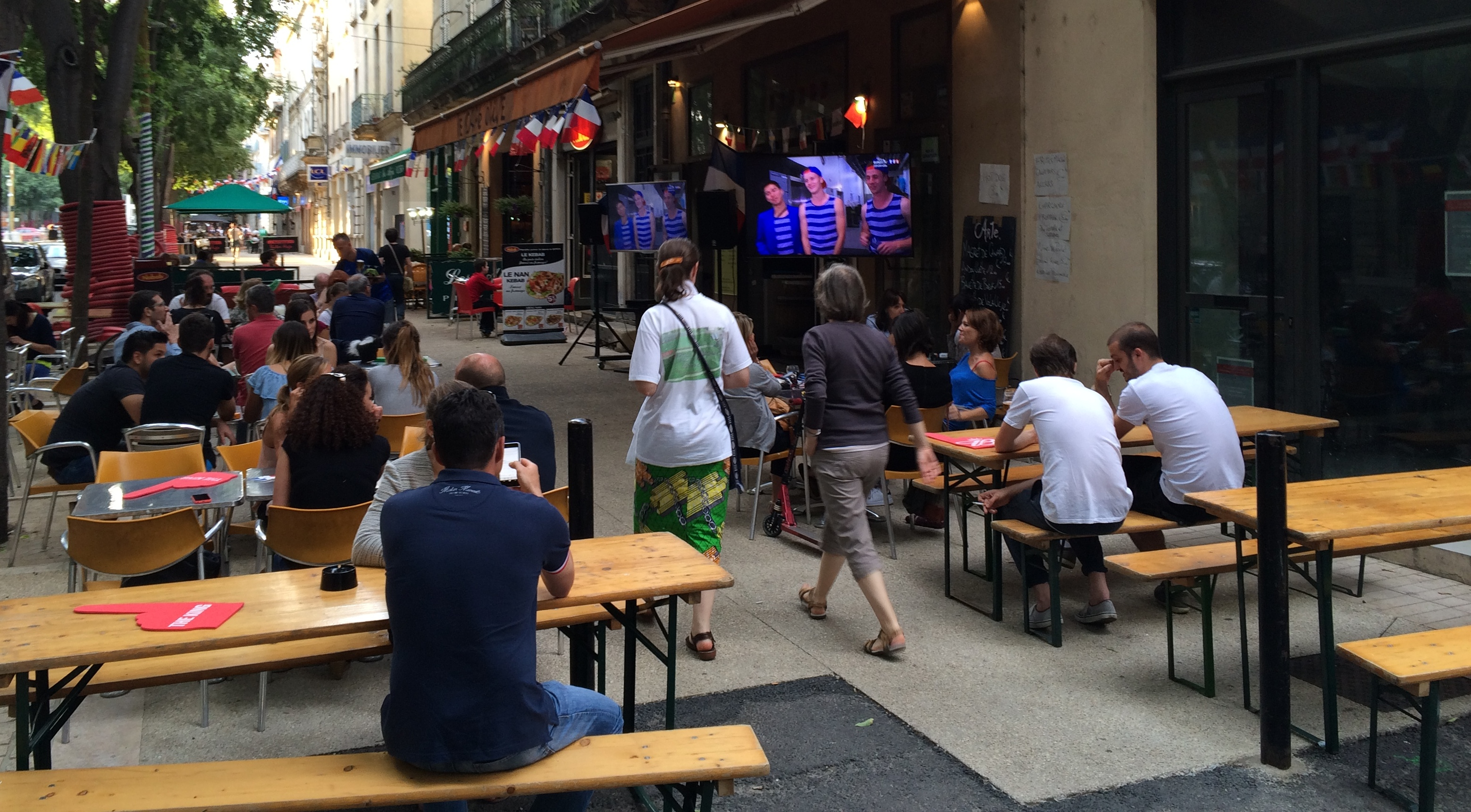 Photo of NÎMES Les supporters boudent le premier match des Bleus