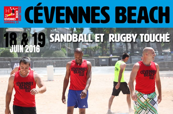 LE VIGAN Cévennes Beach, ce week-end !