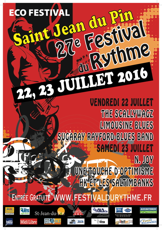 Photo of SAINT-JEAN-DU-PIN Le Festival du Rythme de retour ce week-end !