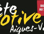AIGUES-VIVES Fête votive ce week-end : programme complet !