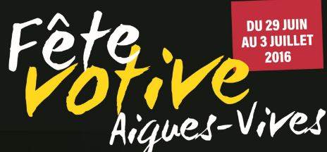 Photo of AIGUES-VIVES Fête votive ce week-end : programme complet !