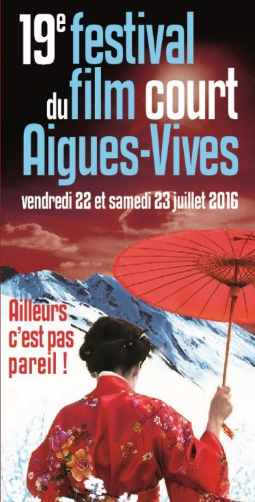 Photo of AIGUES-VIVES 19ème festival du film court, ce week-end !