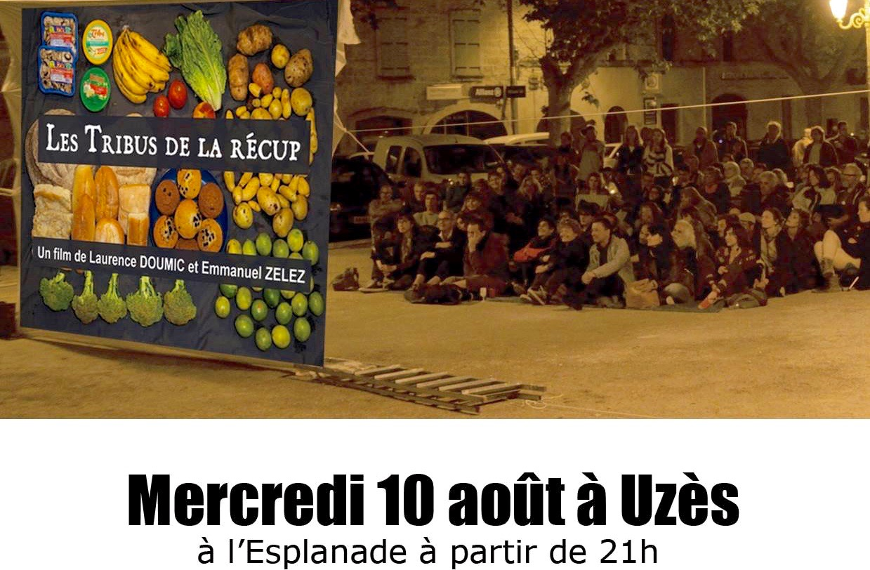 Photo of UZÈS Nuit Debout projette le documentaire « Les Tribus de la récup' »