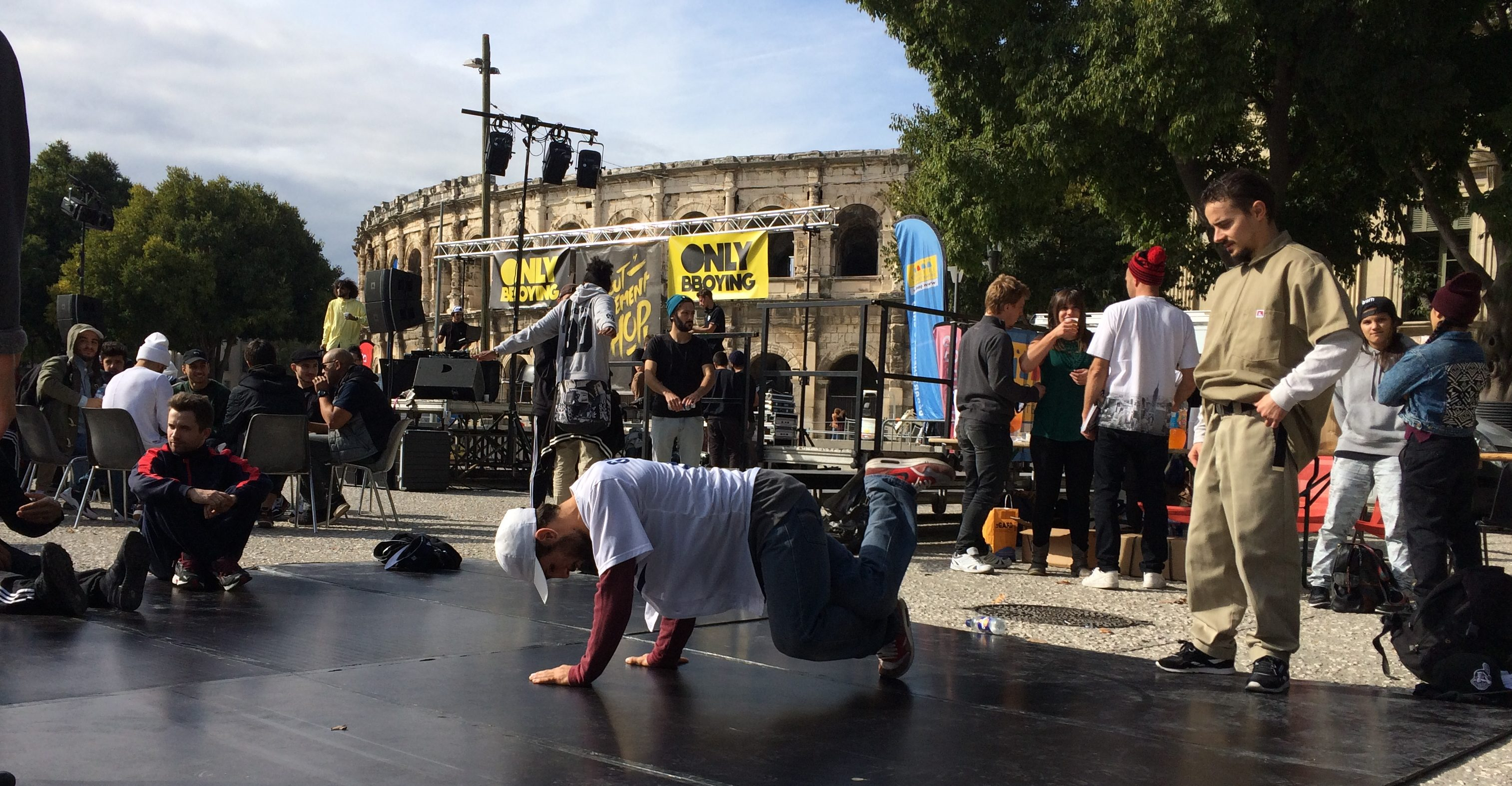 Photo of NÎMES Tout simplement Hip Hop donne le ton