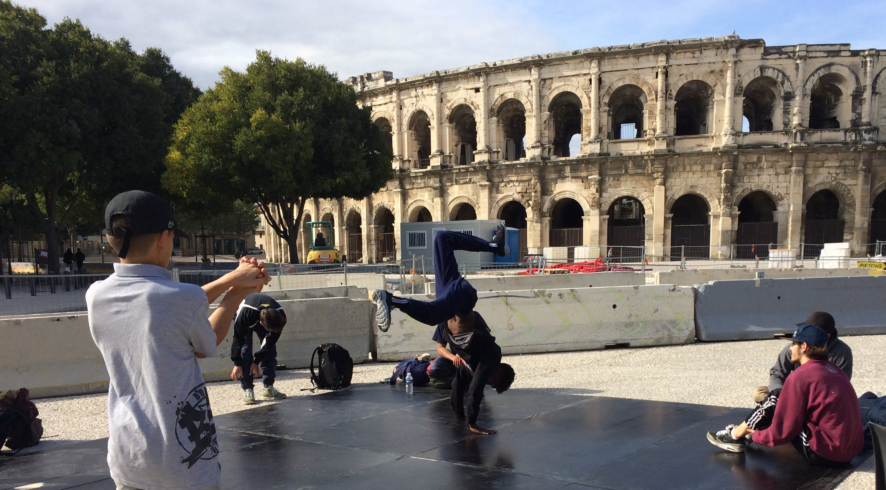 Photo of CULTURE Nîmes participe à l'évènement national « Rendez-vous Hip Hop »