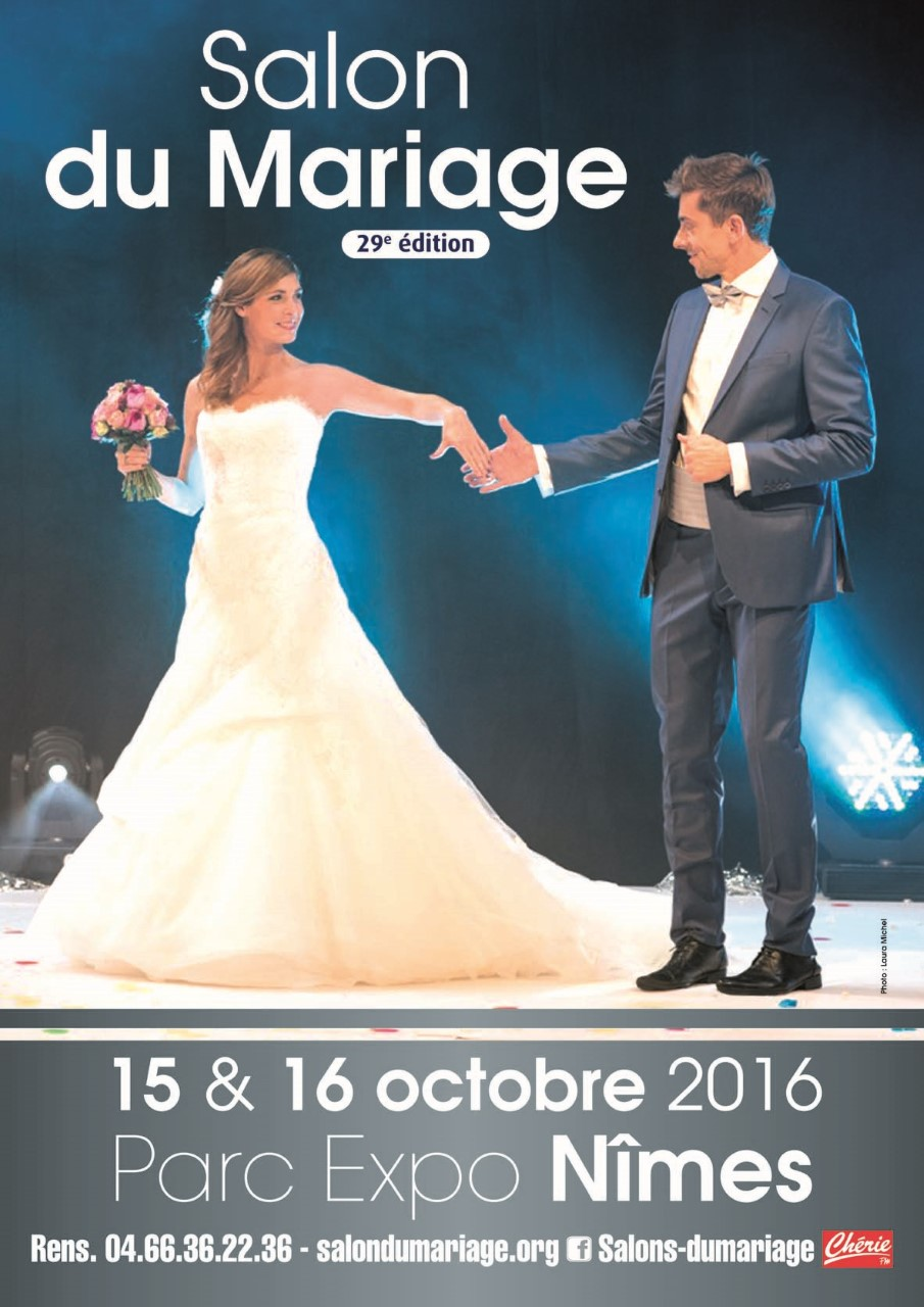 Salon du mariage nimes 2013 for Salon 2018 france