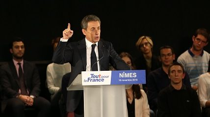 Photo of NÎMES Sarkozy achève et rigidifie sa campagne